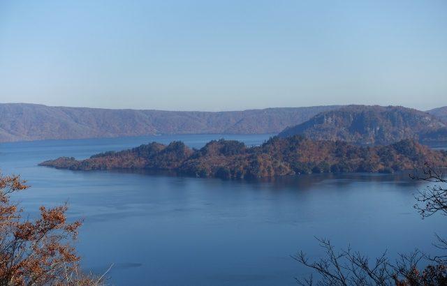 スポーツバイク用電動自転車が十和田湖に降臨!湖畔の急勾配克服なるか?