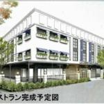 新青森駅東口 2区画売却の是非は? 今回はレストラン・宴会場と福祉施設