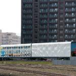 まさかの北海道新幹線で宅配輸送!トレインオントレインの前兆か!?