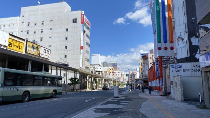 【大規模開発奏功】青森市新町通りの路線価が何と28年ぶりに上昇!