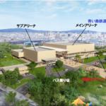 【一歩前進】青森操車場跡地アリーナ&新駅イメージ図が公開!