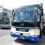 【JRバス東北初】青森県内路線suica等ICカード利用可能に!